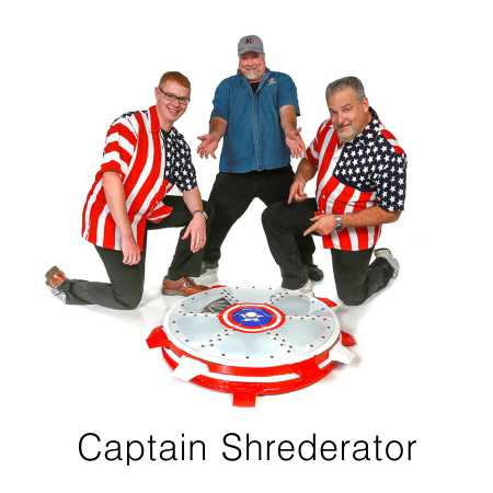 Captain Shrederator
