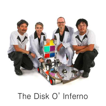 The Disk O' Inferno